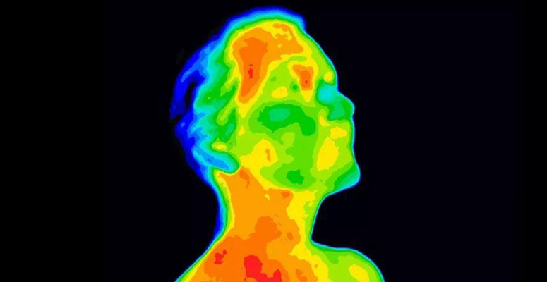 人脸识别测温系统,红外热成像测温提供更加安全的健康防护